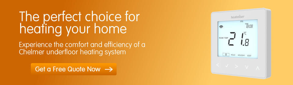Warm Water Underfloor Heating Systems UK | Chelmer Heating
