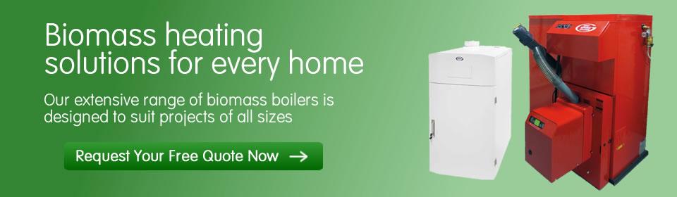 Log Burning Gasification Biomass Boilers | Chelmer Heating